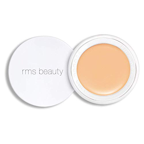 """RMS Beauty """"Un"""" Cover-Up Concealer - Organic Cream Concealer & Foundation, Hydrating Face Makeup for Healthy Looking Skin - No.11.5 (0.2 Ounce)"""
