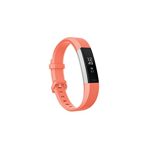 Fitbit Alta HR, Coral, Small (US Version)