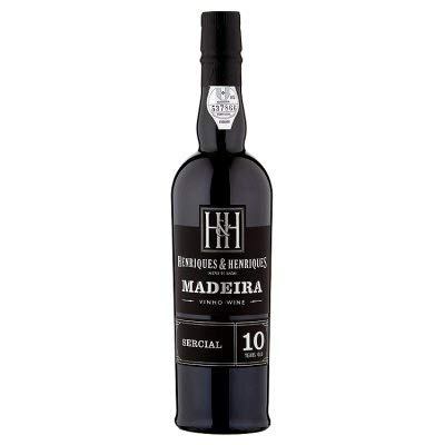 Henriques and Henriques 10 Year Old Sercial Madeira Wine, 50 cl