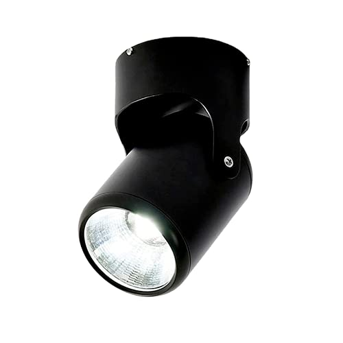 Lámpara de techo LED para el hogar comercial diseño moderno de moda downlight 360 ° ajustable techo downlight de superficie COB...