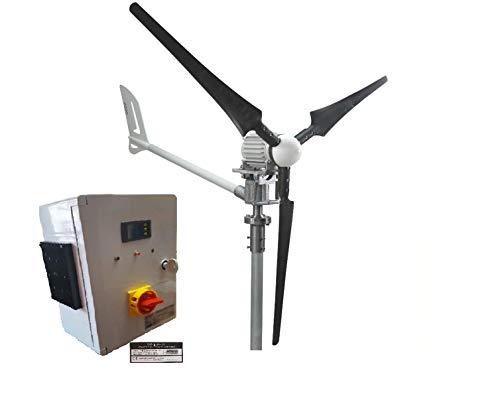 Ista Breeze 2000w Wind Turbine
