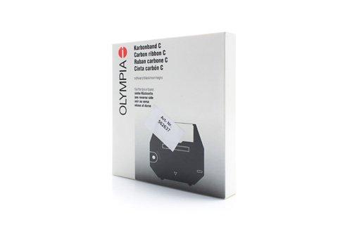 Original Olympia 9680 / 06.810.6000 Korrigierbar-Film Black für Olympia Carrera de Luxe MD