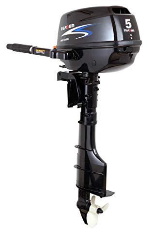 Parsun Außenborder F5 BML: 5 PS Langschaft/führerscheinfrei * / 4-takt 112 CCM 1-Zylinder OHV Außenbord-Bootsmotor