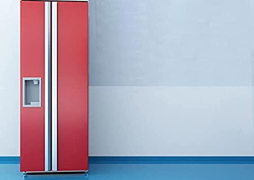INDIGOS UG Klebefolie Wandschutzfolie matt freie Farbwahl 48 Farben in 4 Größen (100 cm, 00-transparent)