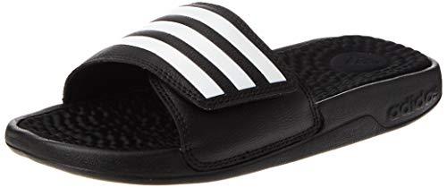 adidas Unisex-Adult Adissage TND Sandal, Core Black/Cloud White/Core Black, 43 EU