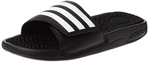 adidas Unisex-Adult Adissage TND Sandal, Core Black/Cloud White/Core Black, 40.5 EU