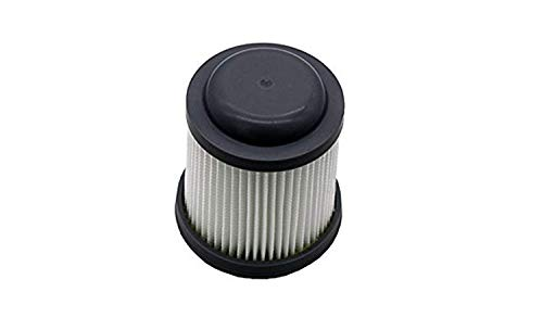 Green Label Filtro Reemplazo Filtro Plisado VF90 para Aspiradores de Mano Black+Decker Dustbuster PV9625N, PV1225NPM, PV1225NB, PV1425N, PV1825N, PD1020L, PD1420LP, PD1820L, PD1820LF