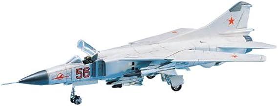 Academy 1:72 – Mikoyan MiG-23S Flogger , color/modelo surtido