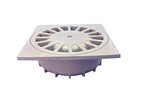 WOLFPACK LINEA PROFESIONAL 4110155 Sumidero Sifónico PVC T-88 20x20 110-90