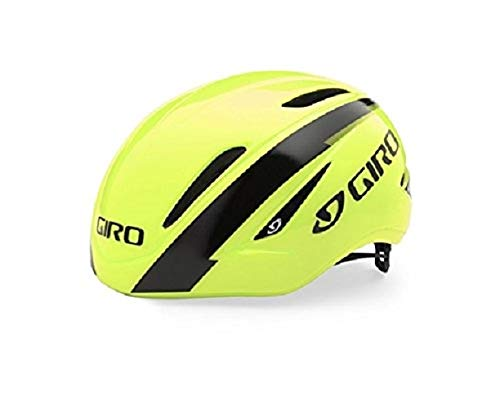 Giro Erwachsene Fahrradhelm Air Attack 16, Highlight Yellow/Black, M