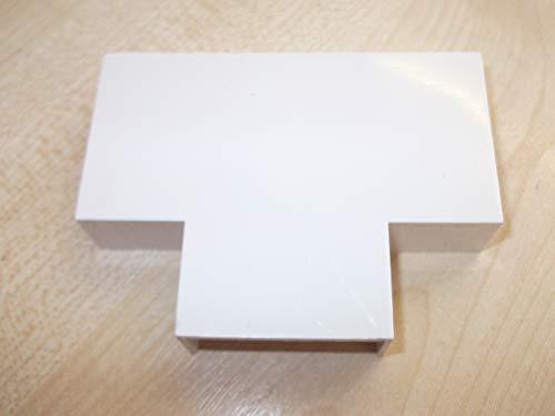 Innovo - Punta Plana para unir PVC Autoadhesivo Mini Trunking 40 mm...