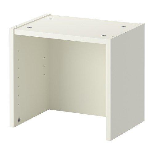 IKEA Billy Aufsatzregal in weiß; (40x28x35cm)