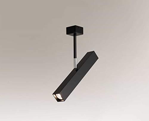 SHILO Mitsuma 7882 - Lámpara de techo (1 bombilla de 5 W, GU10, IP20)
