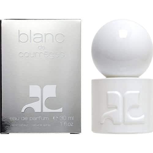 Courreges Blanc de Eau de Parfum en vaporisateur 30ml, 1er Pack (1x 30ml)