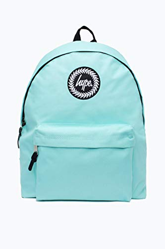 Just Hype Backpack Plain Mint Backpack One Size