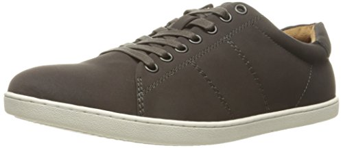 Kenneth Cole Unlisted Men's Item-Ize Fashion Sneaker, Dark Grey, 12 M US
