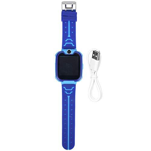 T best Smart Watch Phone, Smart Phone per Bambini con Fotocamera Gioco e Funzione Musicale Guarda Regali di Natale per Ragazze Maschi(Blu)