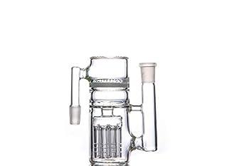 XGOGOP Small Glass Accessory Scientific Adapter 14MM 90 Degree