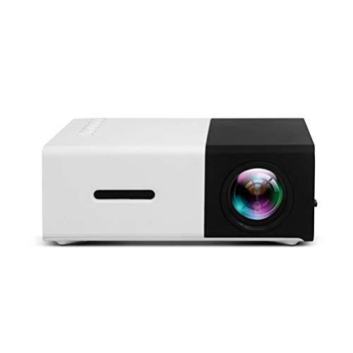 1 mini proyector LED YG300 Pro de 480 x 272 píxeles, compatible...