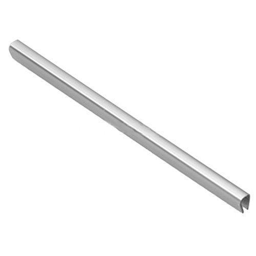 spares2go Untere Schublade Korb Besatz für hotpoint-ariston Kühlschrank Gefrierschrank (Silber)