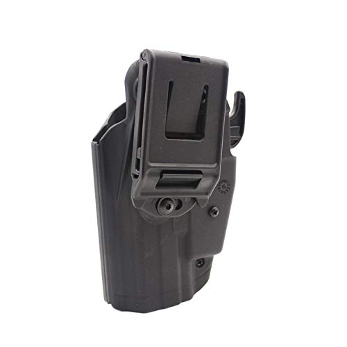 GY Funda de Cuero, Funda Oculta Kydex IWB para Taurus PT838 PT840 PT809 TH380 Dentro del ocultamiento de la Cintura, fijación Ajustable e inclinación
