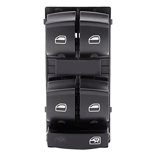 NsbsXs para A3 A4 A6 Q7 Accesorios de Coche Interruptor de Ventana Principal de energía eléctrica botón Elevador 4F0959851 4F0959851C 4F0959851F