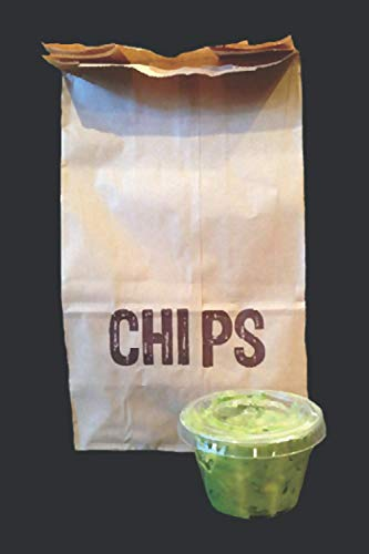 Chips (Daily Fitness Journal): Daily Greatness Fitness Journal, Gift Journal Taco Recipes