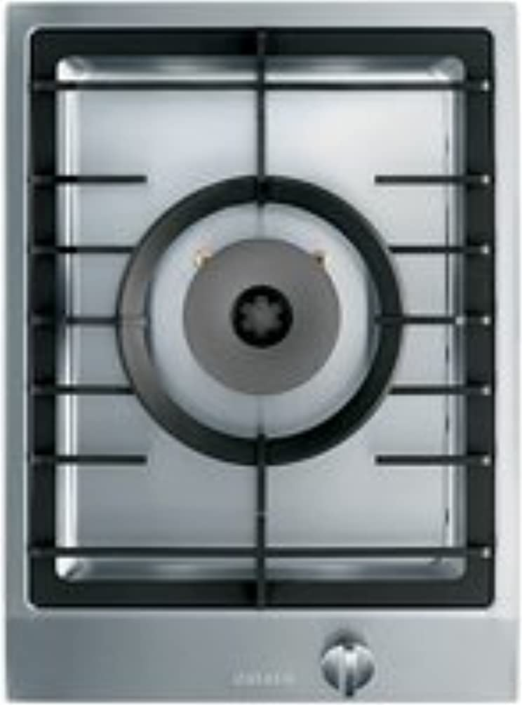 Miele 12 In. Stainless Steel BBQ Cooktop - CS1312BGSS240