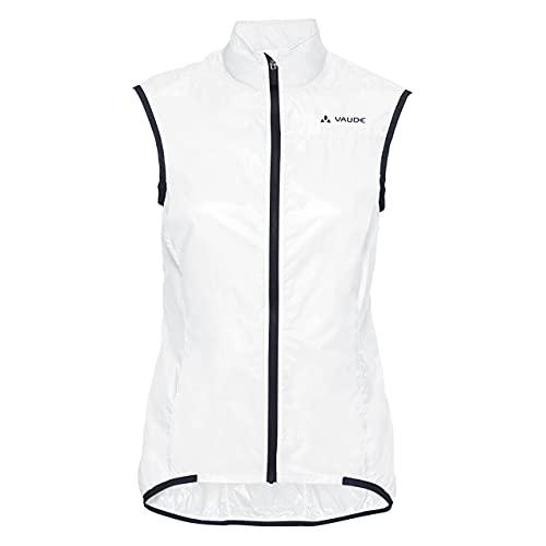 Vaude Damen Weste Women\'s Air Vest III, White Uni, 40, 40807