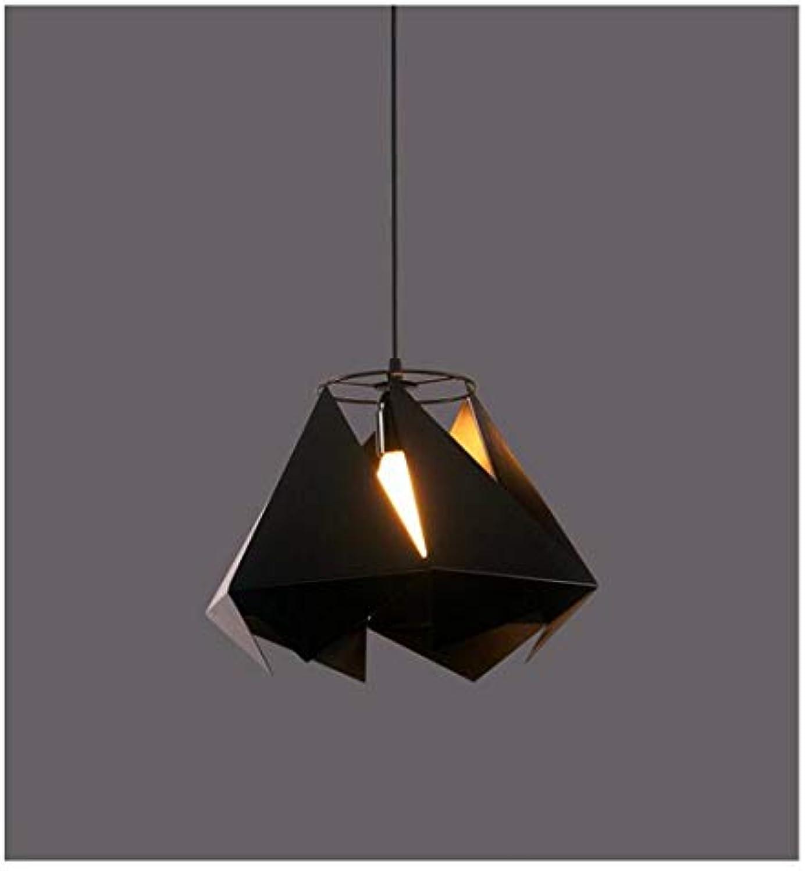 Nordic Vintage Edison E27 1-Light Deckenleuchte hhenverstellbar Wohnzimmer Esszimmer Schlafzimmer Treppe Pendelleuchte Kronleuchter