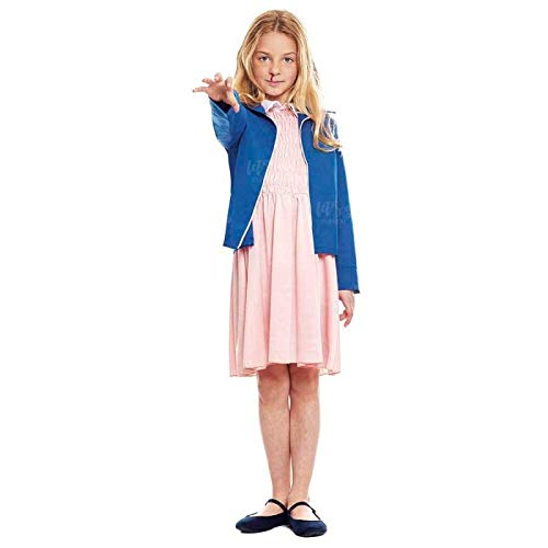 Disfraz Psíquica Niña Cosplay Halloween Cosplay (5-6 años) (+ Tallas)
