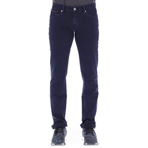 Preisvergleich Produktbild Tommy Hilfiger Herren Original Scanton Slim Fit Jeans,  Black Iris Comfort