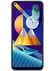 Samsung Galaxy M11 Dual SIM - 32GB, 3GB RAM, 4G LTE - Violet