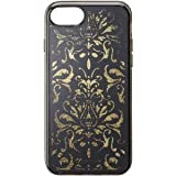 Cellular Line STARDUSTDAMAIPH747 Stardust Damask iPhone 8/7/6 Black
