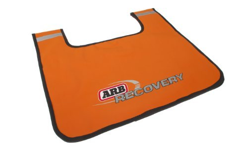 ARB ARB220 Winch Recovery Damper Orange Line Dampener for Winch Use Precaution