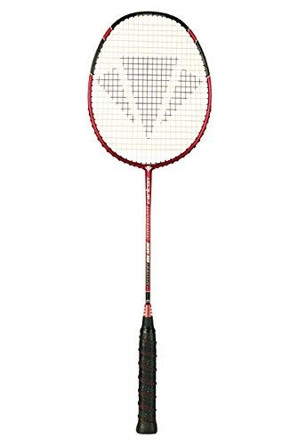 Carlton Racket C BR PB S Lite Red G4 - Rot/Schwarz