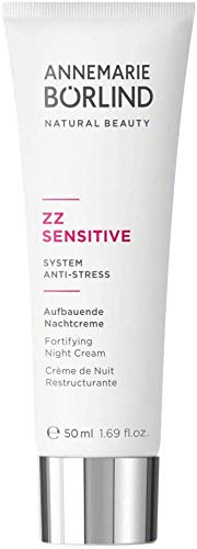 Annemarie Börlind ZZ Sensitive Femme/Women, Fortifying Night Cream, 1er Pack (1 x 50 g)