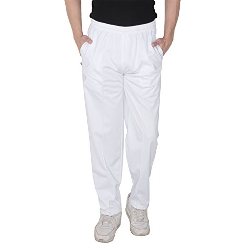 PEEPEE White Track Pants (Lower),Daily use and Sporting Activities Colour, by SHAVIAS