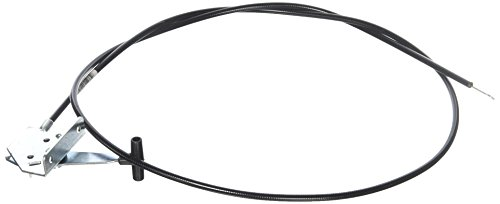 Oregon 60-027 Throttle Control Cable Assembly Replaces Scag 48946, Black