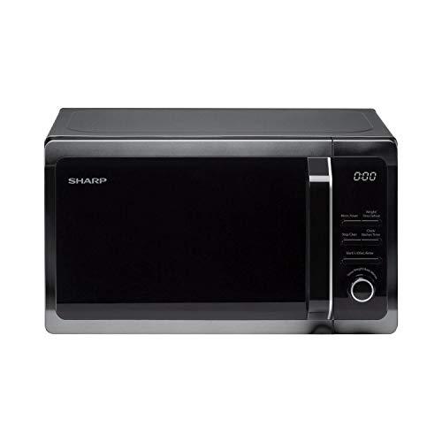 Sharp R274KM 20L 800W Freestanding Microwave Oven - Black