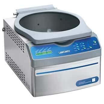 Labconco 7810016 Acid-Resistant CentriVap Vacuum Concentrator; 110/115 VAC, 50/60 Hz