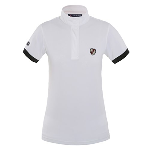 Kingsland Turniershirt Damen Classic Farbe: weiß Größe: XXS