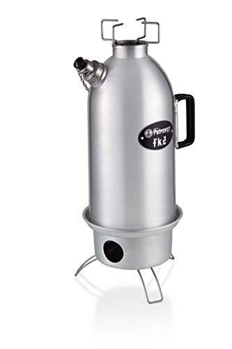 Petromax Feuerkannen FK2, Silber, 1.2 Liter