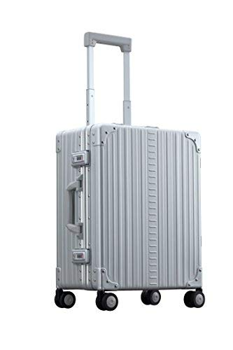 ALEON 21' Aluminum Carry-On with Suiter Hardside Luggage