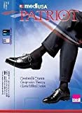 Patriot by Medi Men's Ribbed Knee Highs 20-30mmHg Color: Black (5), Size: Small by Mediven