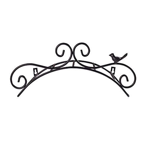 ガーデンホースリールウォールマウントアウトドアガーデンホースRe レトロな水パイプ鉄の壁は、耐久性に優れたユニバーサルハンガーオーガナイザーTidyの装飾的なストレージは、頑丈な庭のホースホルダーラックマウント (Diameter : 3)
