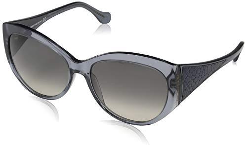 Balenciaga Sunglasses Ba0023 90B-58-16-140 Occhiali da Sole, Blu (Blau), 58 Donna