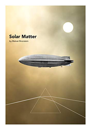 Solar Matter (English Edition)