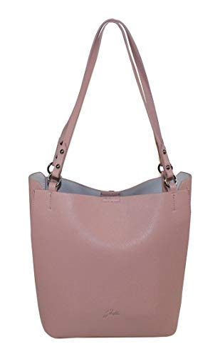 Glüxklee Damen Handtasche Isabell 2750 (Altpink)