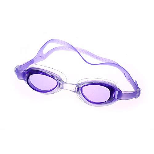 Gafas de natación para niños, gafas de natación transparentes para niños y adolescentes, antivaho, a prueba de fugas, gafas de natación